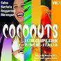 Album Coconuts de Croma Latina / Cheo Díaz / Rodolfo Guerra Y Sincopa Latina