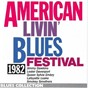 Compilation American livin' blues festival 1982 (blues collection) avec Smokey Smothers / Davenport Lester / Leake Lafayette / Queen Sylvia / Jimmy Dawkins