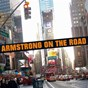 Album Armstrong on the road de Louis Armstrong