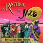 Album Du ragtime au jazz de Anny Versini / Jean-Marc Versini