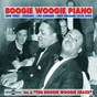 "Compilation The boogie woogie craze 1938-1954 (boogie woogie piano) avec Dorothy Donegan / Pete Johnson, Joe Turner / Pete Johnson / Albert Ammons / Meade ""Lux"" Lewis..."