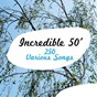 Compilation Incredible 50' - 250 various songs avec Arthur Schwartz / Migliacci / Modugno / Marino Marini / Bryant...