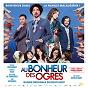 Album Au bonheur des ogres (bande originale du film) de Rolfe Kent