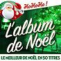 Compilation L'album de noël - le meilleur de noël en 50 titres avec Gorka / Dean Martin / Sacha Distel / Louis Jordan / Ella Fitzgerald...