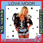 Album Lova moor: best of collector (le meilleur des années 80) de Lova Moor