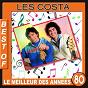 Album Cocotiers (best of / le meilleur des années 80) de Les Costa