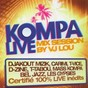 Compilation Kompa live (mix session by vj lou) avec T Vice / D-Zine / Djakout Mizik / T Tabou / Les Gypsies...