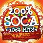 Compilation 200% soca 100% hits avec Legend / Mr Dale / Domyx / Mr Vegas / Datcha Dollar'Z...