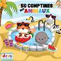 Compilation 50 comptines des animaux avec Jacques Larue / Titia&GG / Gérard Capaldi / Les Devanautes / Francine Chantereau...
