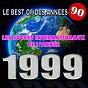 Compilation Le best of des années 90 (les succès internationaux de l'année 1999) avec Pop 90 Orchestra / Pop Sun Orchestra / The Romantic Orchestra / The Top Orchestra / Pat Benesta