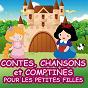 Compilation Contes, chansons et comptines pour les petites filles avec Junior Family / Sidney Oliver / Alice Au Pays des Merveilles / La Petite Sirène / Blanche Neige et les Sept Nains...