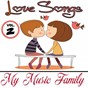 Album Love songs - volume 2 de My Music Family
