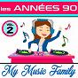 Album Les années 90 - volume 2 de My Music Family