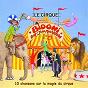Album Le Cirque Bidoni (10 chansons sur la magie du cirque) de Anny Versini / Jean-Marc Versini