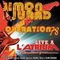 Album Live à l'atrium de Simon Jurad