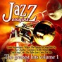 Compilation Jazz origins: the greatest hits (vol. 1) avec Jacques Loussier / Louis Armstrong / Ray Charles / Frank Sinatra / Julie London...