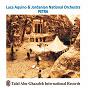 Album Petra de Luca Aquino / Jordanian National Orchestra