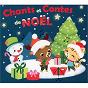 Album Chants et contes de Noël de Frédéric Martin / Francine Chantereau