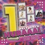 Compilation Hit MIX huraaa!, vol. 1 avec Sa?a Lendero / Atomik Harmonik / Turbo Angels / Werner & Brigita ?uler / Natalija Kol?ek...