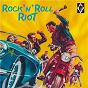 Compilation Rock'N roll riot avec Middleton, Hawkins / J Stoltz / Stoltz Brothers / J Howe, P Carney, H Yakus / Alan Barnicoat...
