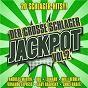 Compilation Der große schlager jackpot, vol. 2 avec Steinhauer / Martin Krause / Schairer / Andréa Martin / Bruletti...