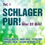 Compilation Schlager pur, vol. 1 avec Martin Krause / Reinecke / Menke / Mary Roos / Hömig...