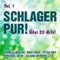 Compilation Schlager pur, vol. 1 avec Bruletti, Haselsteiner / Reinecke, Menke / Mary Roos / Martin Krause, Homig / Andréa Martin...