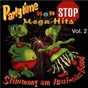 Compilation Partytime (2) avec Hanne Haller / L E Williams / Die Holiday Singers / Berry, J Leiber, John Lennon / Schiffkowitz...