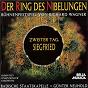Album Wagner: Der Ring des Nibelungen, zweiter Tag - Siegfried de Gunter Neuhold / Badische Staatskapelle / Richard Wagner