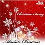 "Compilation Absolute christmas - christmas swing avec Kahn, Styne / H Gillespie / Frank Sinatra / Schroeder / Elvis Presley ""The King""..."