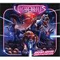 Album Dinosaur warfare - legend of the power saurus de Victorius