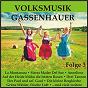 Compilation Volksmusik gassenhauer, folge 3 avec Wildschutz Jennerwein Musikanten / Ortelli, Barthel, Pigarelli / Hansl Krönauer / Muhlburger, Steiner / Schobert, Ruger...