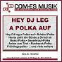 Compilation Hey DJ leg a polka auf avec Mader, Ebenharter / Weindorf, Wessely / Corina Sommer / Schachner, Schicho, Padinger / Carsten Santos...