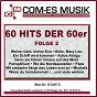 Compilation 60 hits der 60er, folge 2 avec Hazy Osterwald Sextett / Halmich, Hengst / Die Flippers / Hadjidakis, Busch / Mélina Mercouri...