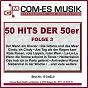 Compilation 50 hits der 50er, folge 3 avec Simon, Liebig / Henning, Theringsohn / Paul Kuhn / Porter, Meder / Zarah Leander...