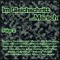 Compilation Im gleichschritt...marsch, folge 2 avec Trad , Schobert / Ertl / Original Kaiserlicher Musik Korps / Trad , Schlucker / Flohrs Blasmusik...