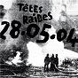 Album 28.05.04 de Têtes Raides