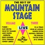 Compilation The best of mountain stage live, vol. 3 avec Richard Thompson / Timbuk 3 / Barbara K Macdonald / Pat Macdonald / Alex Chilton...