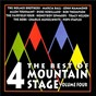 Compilation The best of mountain stage live, vol. 4 avec Bob Thompson / The Holmes Brothers / Marcia Ball / John Hammond / Allen Toussaint...