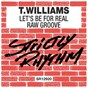 Album Let's Be For Real / Raw Groove de Tony Williams