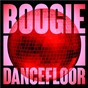 Compilation Boogie Dancefloor: Top Rare Grooves And Disco Highlights avec Raw Silk / Skyy / Charo & Salsoul Orchestra / Aurra / First Choice...