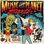 Compilation Music from planet earth, vol. 1 (martians, ray guns, flying saucers and other space junk) avec Buck Trail / Jimmy Haskell / The Jimmie Haskell Orchestra / Kid Baltan / Tom Dissevelt & Kid Baltan...