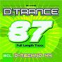 Compilation D.trance 87 (incl. D-techno 44) avec Henry Binns / Ferry Corsten / Gouryella, Ferry Corsten / Kennan Teke / Kenan Teke...