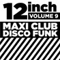 "Compilation 12"" maxi club disco funk, vol. 9 avec Stone City Band / V Benford / Tramaine / Gregory Graham Kirby / Stretch..."