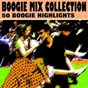 Compilation Boogie mix collection (50 boogie highlights) avec Ramblin Jimmy Dolan / Les Chambres / Tennessee Ernie Ford / Bill Nettles / Hank Penny...