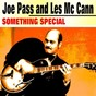 Album Something special de Les Mc Cann / Joe Pass