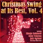 Compilation Christmas swing at its best, vol. 4 avec Jo Jones / The Four Knights / Judy Garland / Billie Holiday / Oscar Peterson...