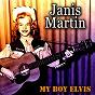 Album My boy elvis de Janis Martin