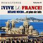 Compilation ¡vive la france!, vol. 4 - bésame mucho... et plus de hits (remastered) avec Georges Brassens / Skylan / Marié-José / Marcel Mouloudji / Moulouidii...