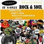 Compilation It's only rock & soul, vol. 4 (remastered) avec Randy & the Rainbows / B Berns / The Searchers / J P Richardson / The Big Bopper...